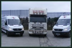 Valley Filters Service Fleet
